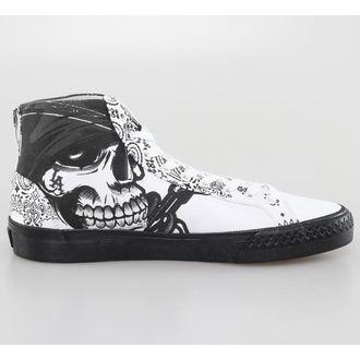 high sneakers men's Left Coast Broadway HI - IRON FIST - IFMVUL034