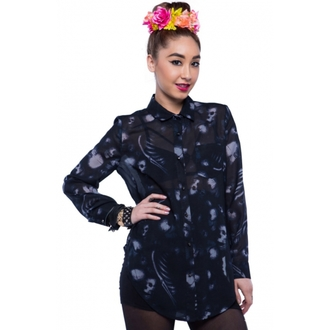 shirt women's IRON FIST - Infidelity - Black - IFLFTP068