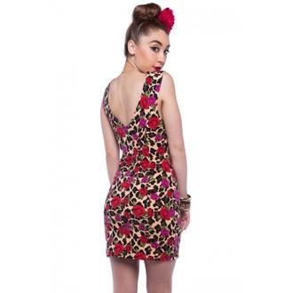 dress women IRON FIST - Leopard Garden - Leopard, IRON FIST