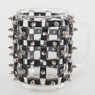 Beer Glass 0,5 L SPIKES, JM LEATHER