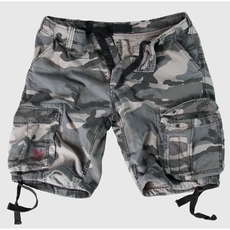 shorts men SURPLUS - Airborne Vintage - Nightcamo, SURPLUS