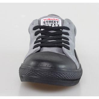 low sneakers men's - Suede LO - VISION, VISION