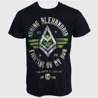 t-shirt metal men's Asking Alexandria - Fight - PLASTIC HEAD - PH8931