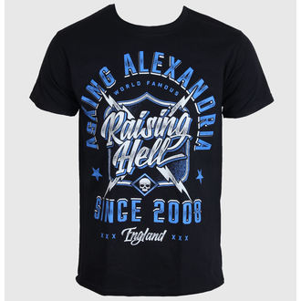 t-shirt metal men's Asking Alexandria - Raising Hell - PLASTIC HEAD - PH8928