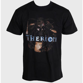 t-shirt metal men's Therion - To Mega Therion - CARTON, CARTON, Therion