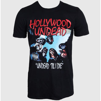 t-shirt metal men's Hollywood Undead - Til I Die - PLASTIC HEAD, PLASTIC HEAD, Hollywood Undead