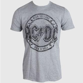 t-shirt metal men's AC-DC - Hv Rock N Roll - LIVE NATION, LIVE NATION, AC-DC
