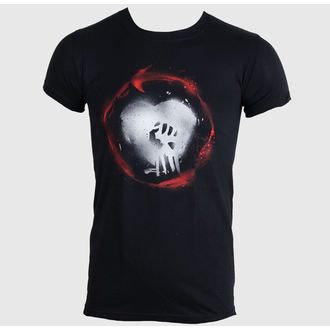 t-shirt metal men's Rise Against - Caution - PLASTIC HEAD, PLASTIC HEAD, Rise Against