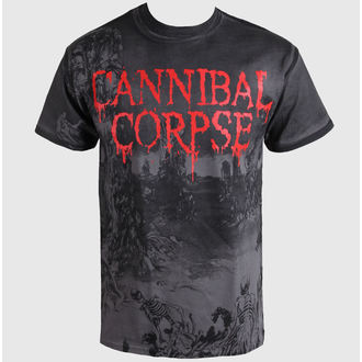 t-shirt metal Cannibal Corpse - - PLASTIC HEAD, PLASTIC HEAD, Cannibal Corpse