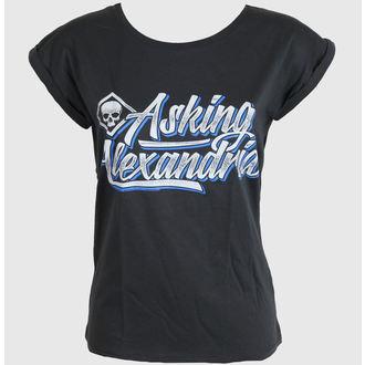 t-shirt metal women's Asking Alexandria - - PLASTIC HEAD, PLASTIC HEAD, Asking Alexandria