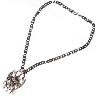 necklace SKULL - PSY007