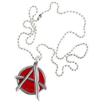 necklace ANARCHY - PSY001