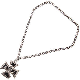 necklace CROSS - PSY010
