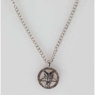 necklace PENTAGRAM - PSY007