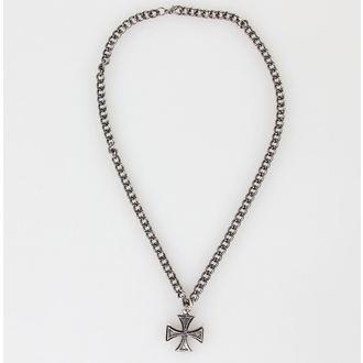 necklace CROSS - PSY013