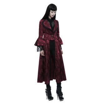 Women's coat PUNK RAVE - Ruby Gothic, PUNK RAVE