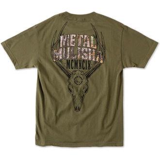 t-shirt street men's - Six Point - METAL MULISHA, METAL MULISHA