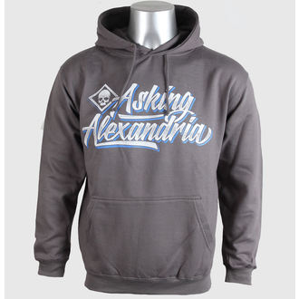 hoodie men's Asking Alexandria - Script - PLASTIC HEAD, PLASTIC HEAD, Asking Alexandria