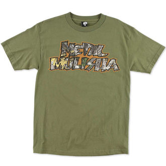 t-shirt street men's - On Target - METAL MULISHA - MGN