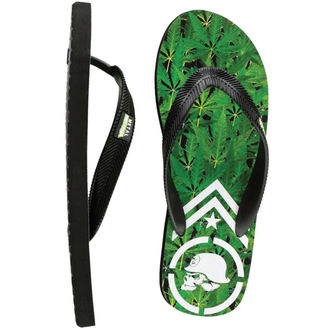 flip-flops men's - Trees - METAL MULISHA, METAL MULISHA