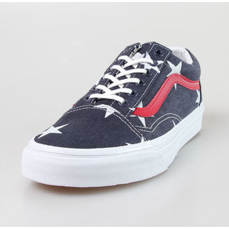 low sneakers women's - OLD SKOOL (Stars Stripe) - VANS, VANS