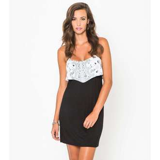 dress women METAL MULISHA - Misfit - BLK