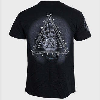 t-shirt metal men's Meshuggah - 25 Years - LIVE NATION, LIVE NATION, Meshuggah