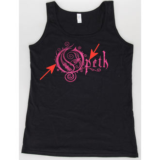 top women Opeth - Orchid Logo - PLASTIC HEAD- DAMAGED, PLASTIC HEAD, Opeth