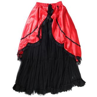 skirt women's Buvs - Black / Red