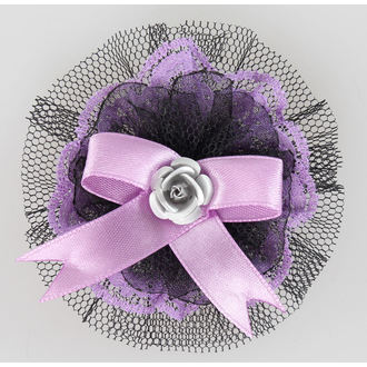 hairclip Purple