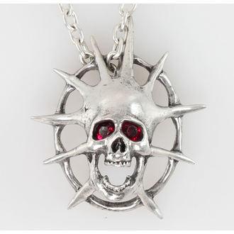 necklace ALCHEMY GOTHIC - Skull, ALCHEMY GOTHIC