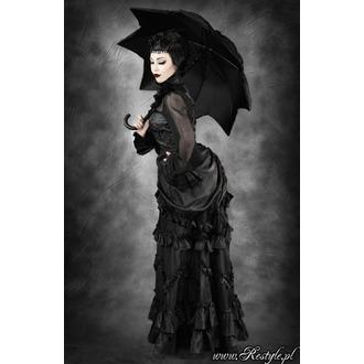 skirt women's - black, NNM