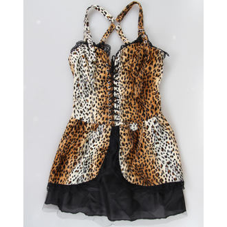 dress women BLACK PISTOL - Punk - Leopard - B-5-04-030-09