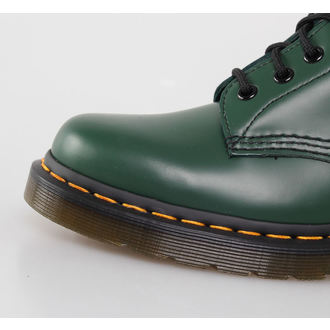 boots DR. MARTENS - 8 eyelet - 1460 - GREEN SMOOTH