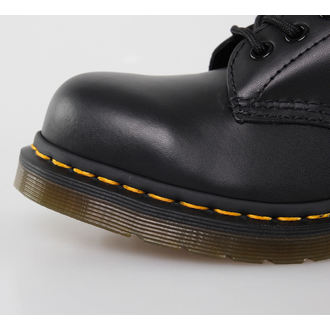 boots DR. MARTENS - 10 eyelet - 1919 - BLACK FINE Haircell