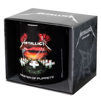 cup Metallica - Master Of Puppets - Black - PYRAMID POSTERS - MG22760
