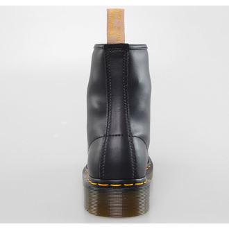 boots DR. MARTENS - 8 eyelet - VEGAN 1460 - VINTAGE BLACK FELIX RUB OFF