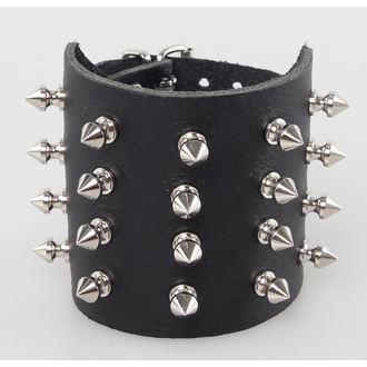 bracelet Spikes 4 -Black - NS501