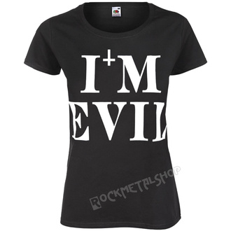 t-shirt hardcore women's - I'M EVIL - AMENOMEN, AMENOMEN