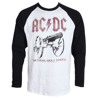 t-shirt metal men's AC-DC - Rock Canon - LIVE NATION - PE12085BS