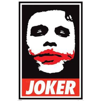 poster Batman - The Dark Night - Obey The Joker - PYRAMID POSTERS, PYRAMID POSTERS