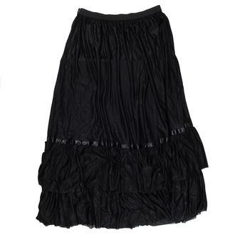 skirt women's (petticoat) - Black - FDTD43006