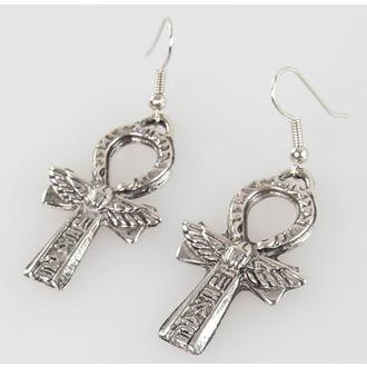 earrings CROSS - PSY101