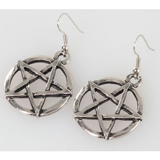 earrings PENTAGRAM - PSY102