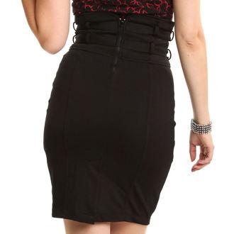 skirt women's ROCKABELLA - Alyson - Black