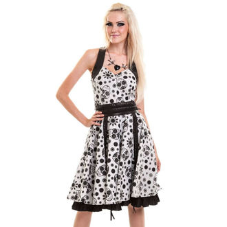 dress women VIXXSIN - Everwake - Muerte Grey