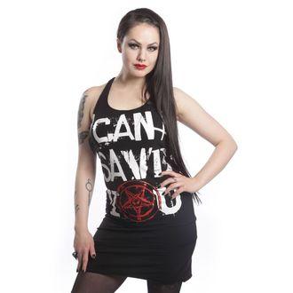dress women HEARTLESS - No Saver - Black