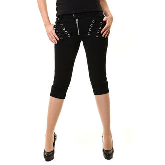shorts women 3/4 POIZEN INDUSTRIES - Demi Capri, VIXXSIN