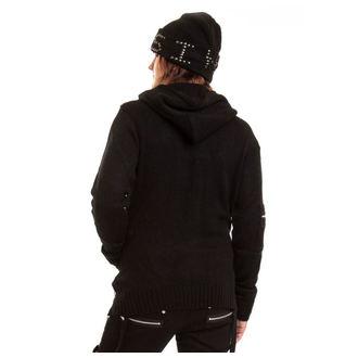 jacket men spring/fall POIZEN INDUSTRIES - Judgement - Black