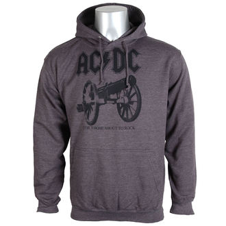 hoodie men's AC-DC - For Those About To Rock - PLASTIC HEAD, PLASTIC HEAD, AC-DC